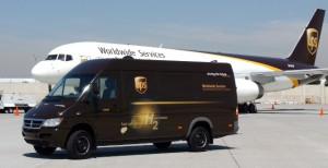 Logistica UPS