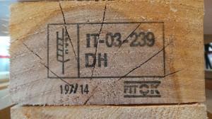 Il logo del trattamento a microonde