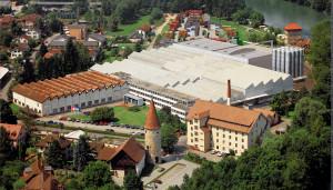 La sede della Georg Utz AG di Bremgarten (Svizzera), casa madre del gruppo Utz