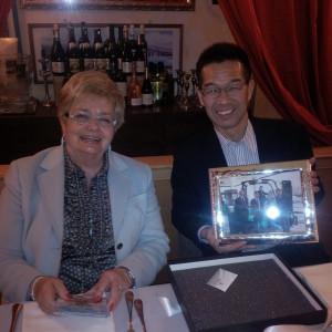 Waida con Pres Mitsu