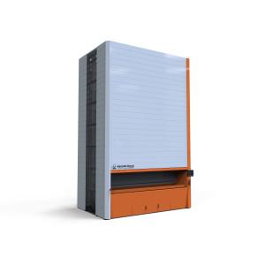 Vertimag è disponibile in 12 modelli differenti ed è dotato di un dispositivo per il recupero in rete dell'energia dissipata