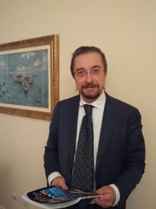 Igino Colella, presidente della RT Italiana di CSCMP