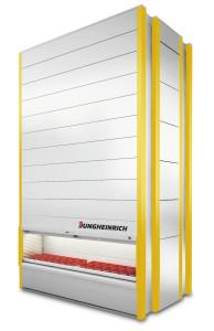LRK - Magazzino verticale automatico a piani traslanti