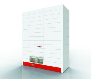 Silo Plus è la soluzione verticale pluricolonna che assicura elevata produttività e rapido accesso ai materiali