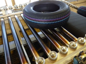 Interroll Tire Conveying