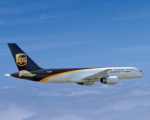 UPS aereo in volo 04