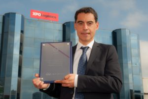 XPO - Jose Luis Arenas, Managing Director, XPO Logistics (Transport Solutions Iberia)