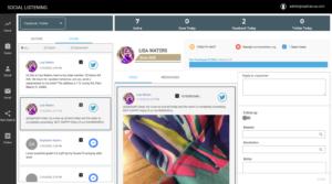 foto della piattaforma che connette conversazioni sui social con ordini