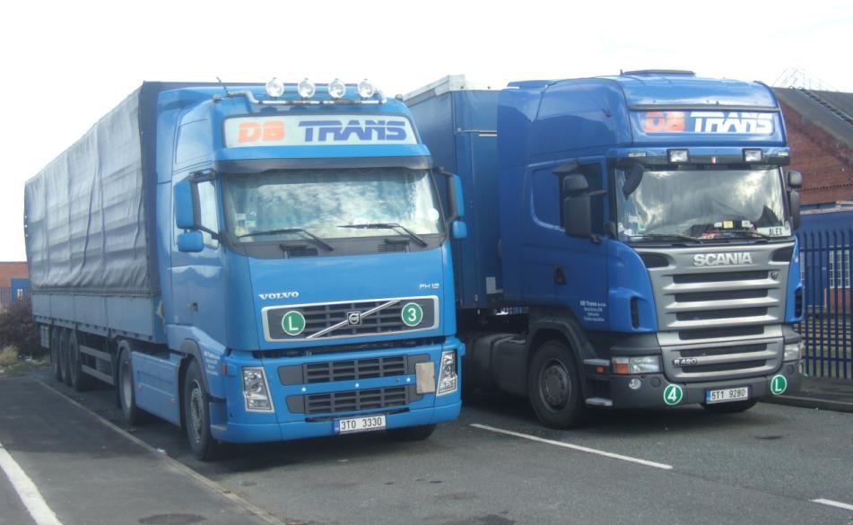Truck 1 blu