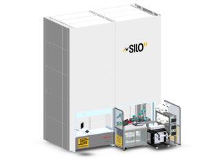 foto di SILO con stazione automatica