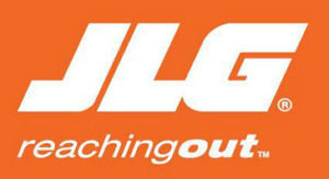 logo di JLG reaching out