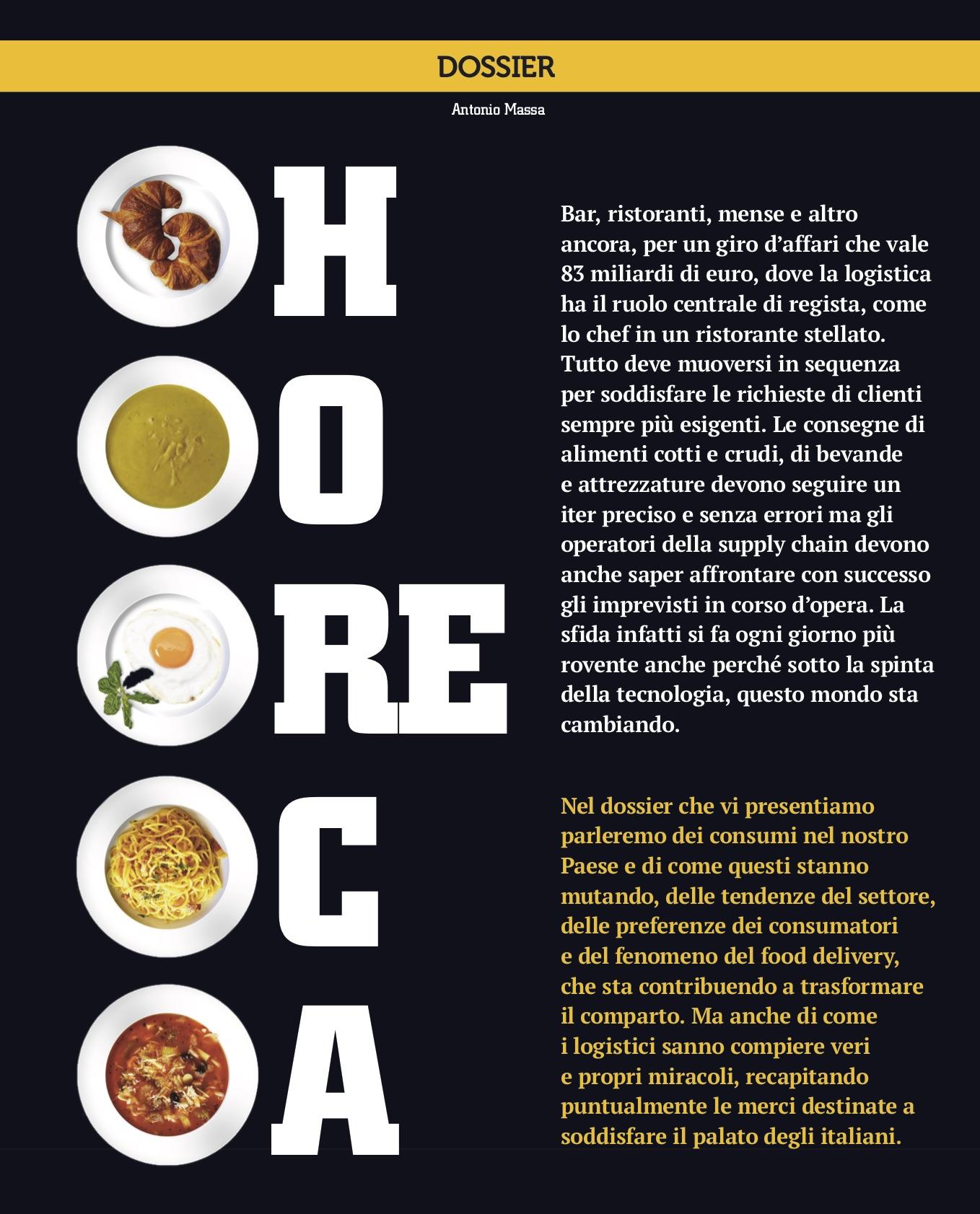 Dossier HORECA