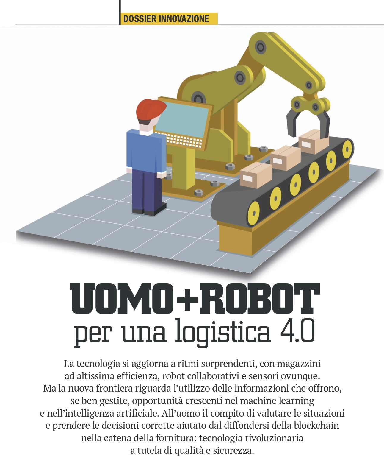 dossier uomo+robot
